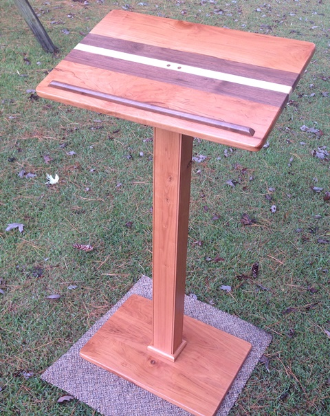 Lectern Right