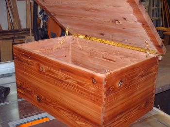 Our Blanket Chest Collection .... .